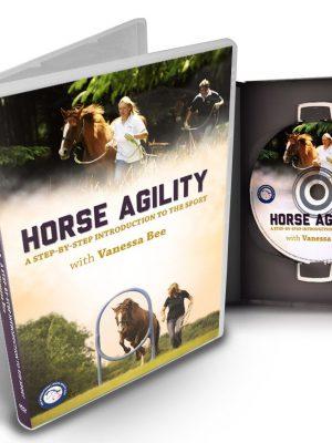 Horse Agility DVD